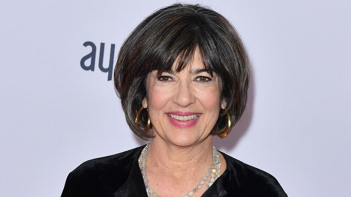 A file photo taken on November 25, 2019 shows CNN's journalist Christiane Amanpour arrives for the 47th Annual International Emmy Awards at New York Hilton in New York City. (Angela Weiss/AFP)