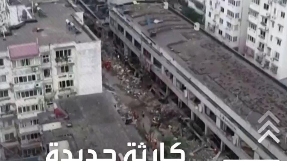 25 قتيلا وعشرات الجرحى.. كارثة جديدة في الصين