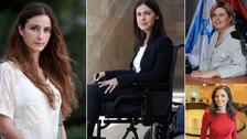 تصویری؛ پنجوزیر زن در کابینه جدید اسرائیل که ریشه عربی دارند