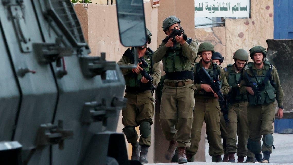 قوات إسرائيلية (أرشيفية- فرانس برس)