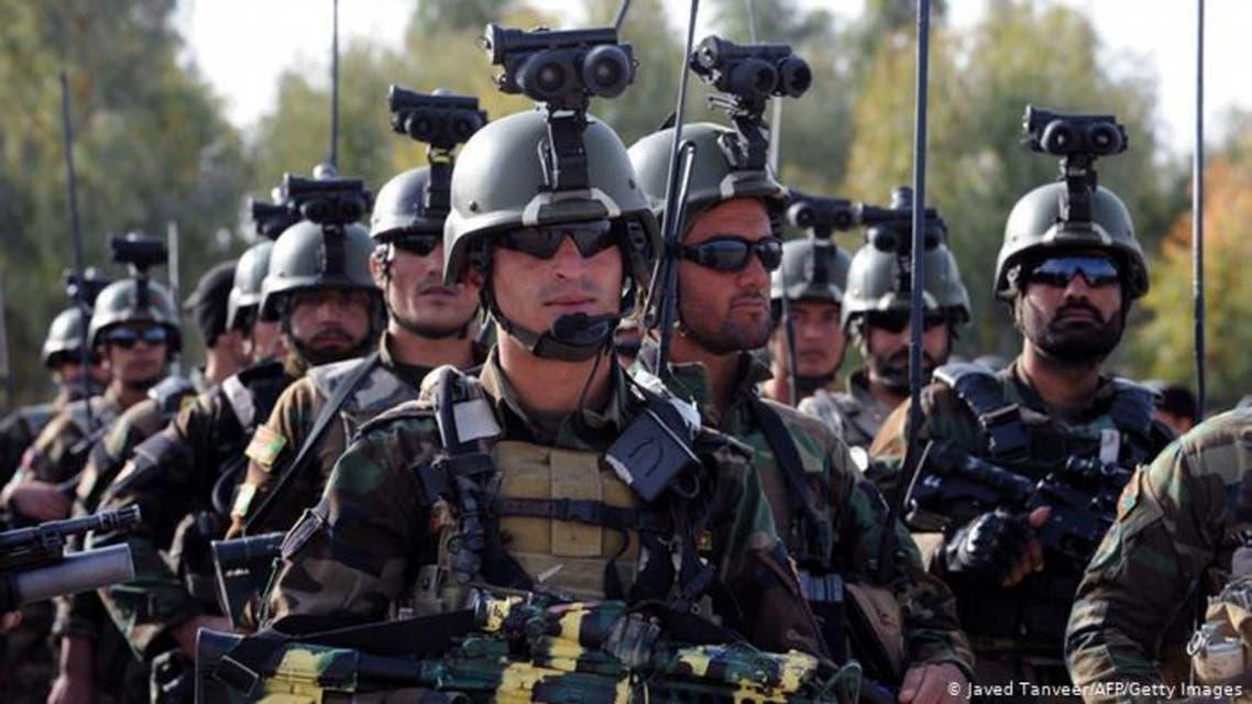 نیروهای امنیتی ویژه