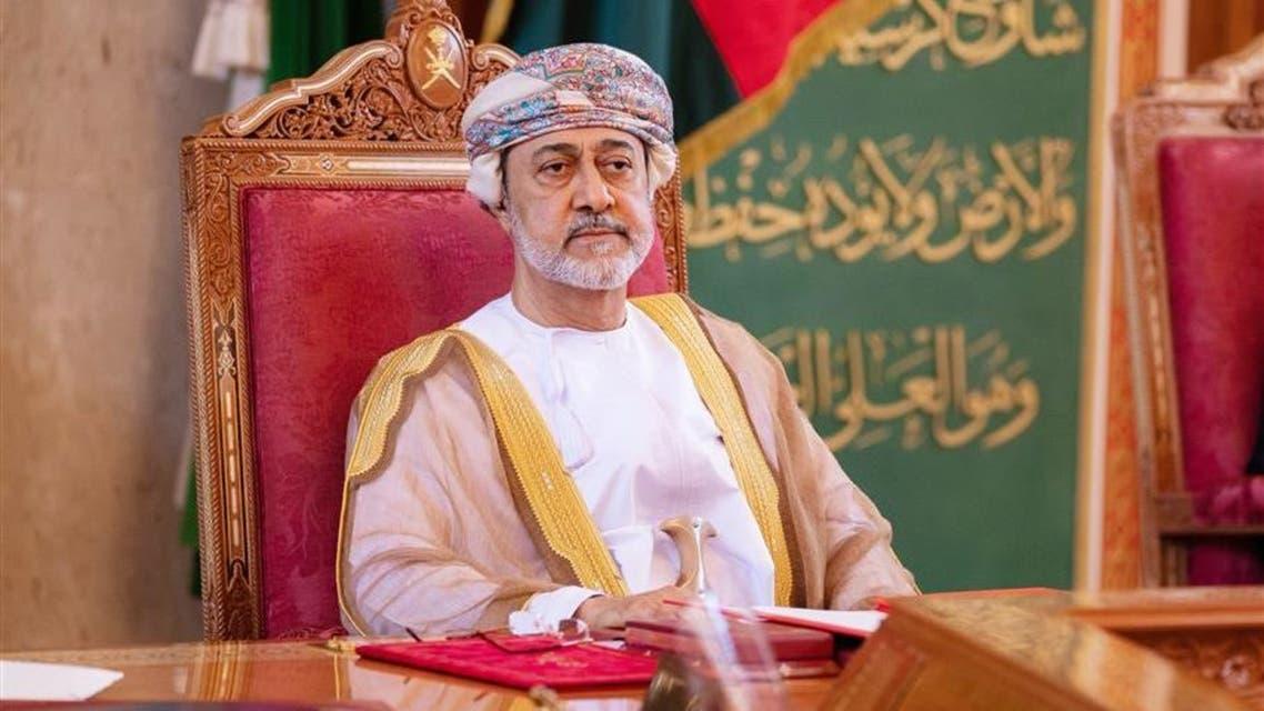 سلطان عُمان، السلطان هيثم بن طارق في اجتماع مجلس الوزراء