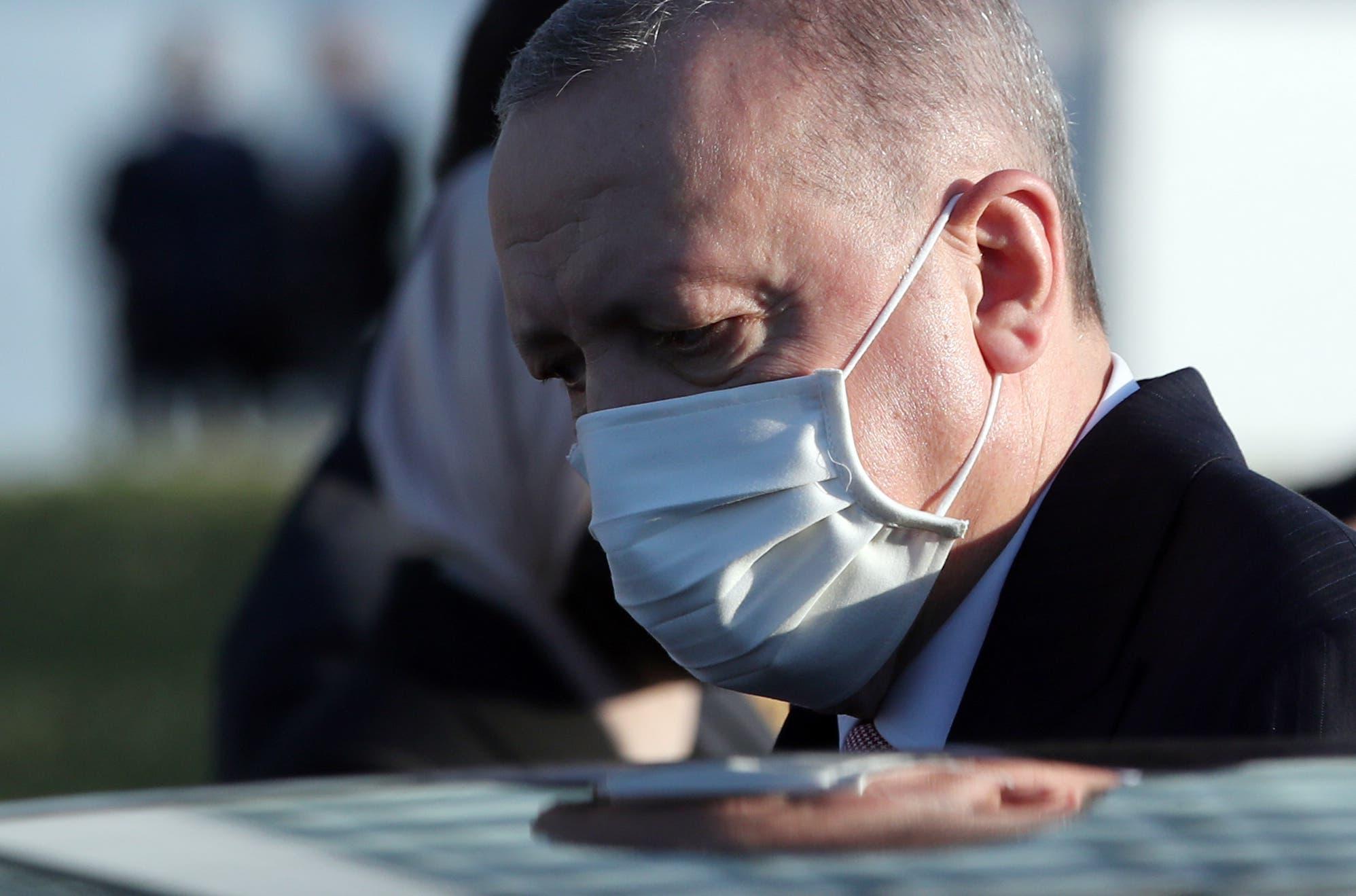 ترکی کے صدر رجب طیب ایردوان