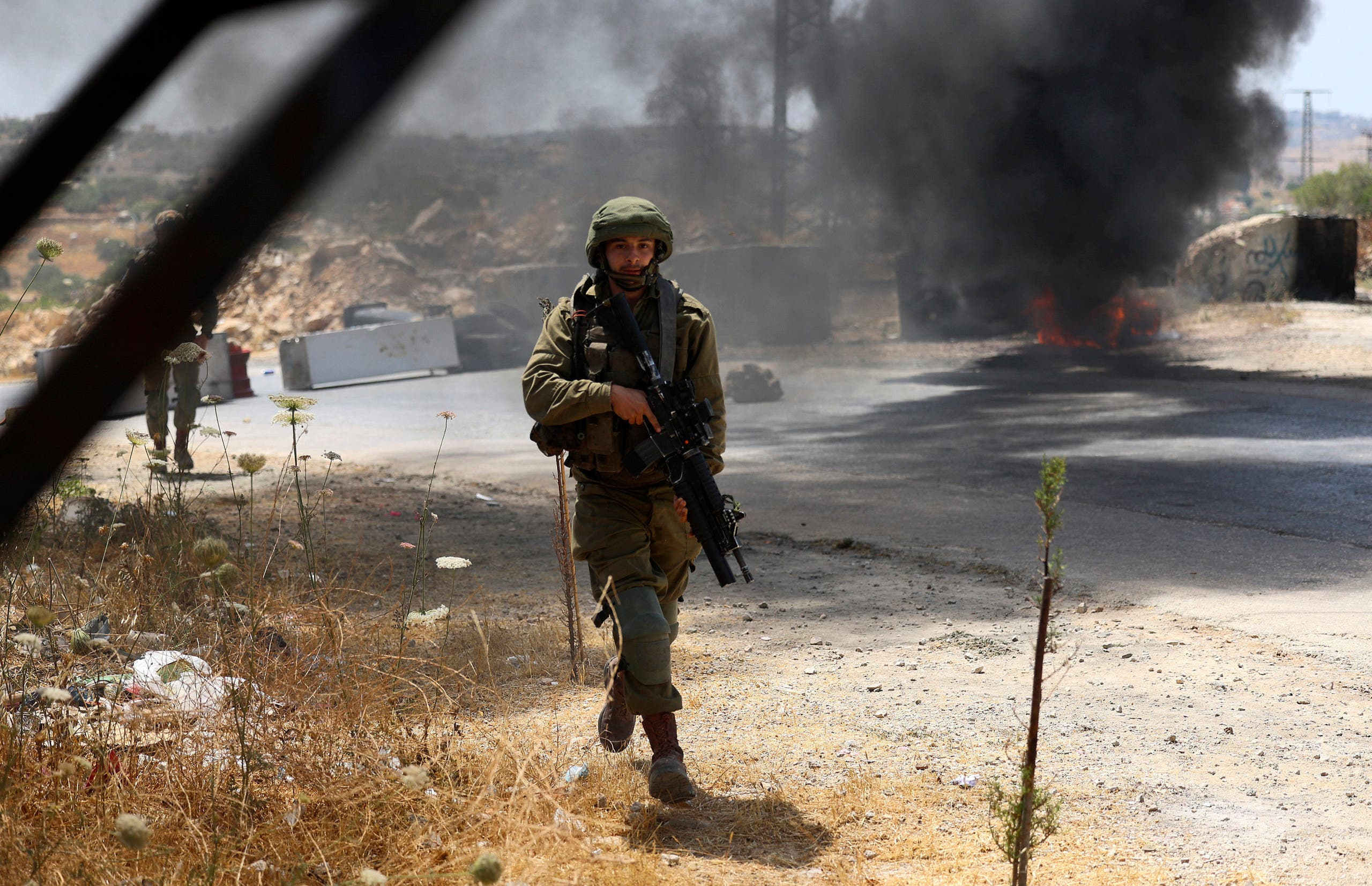 An Israeli soldier (Archives - AFP)