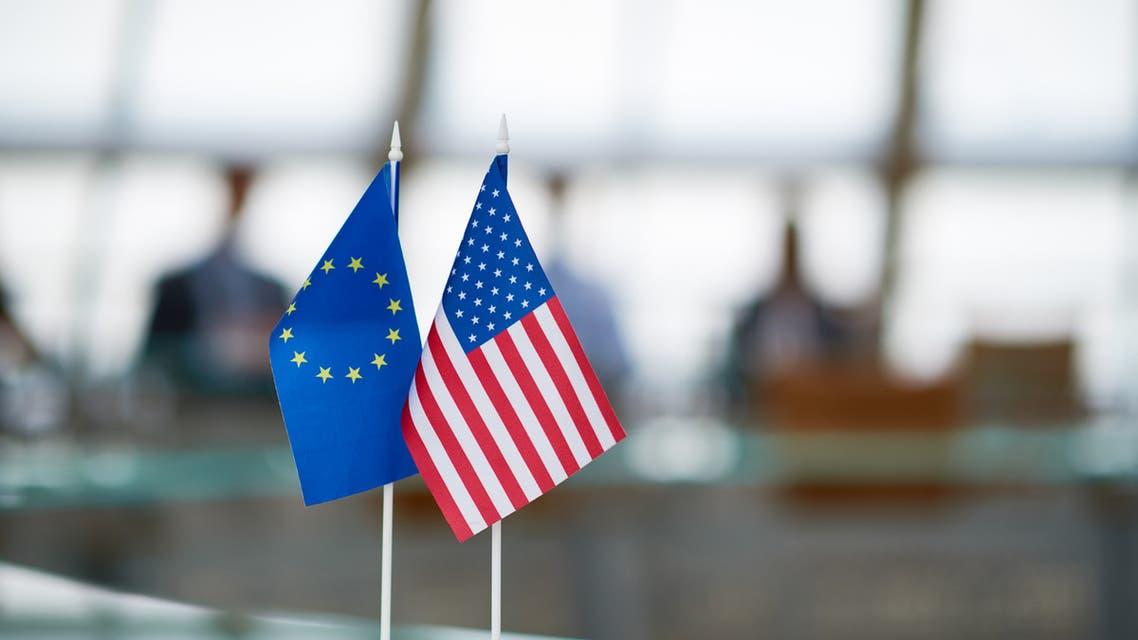 أميركا والاتحاد الأوروبي