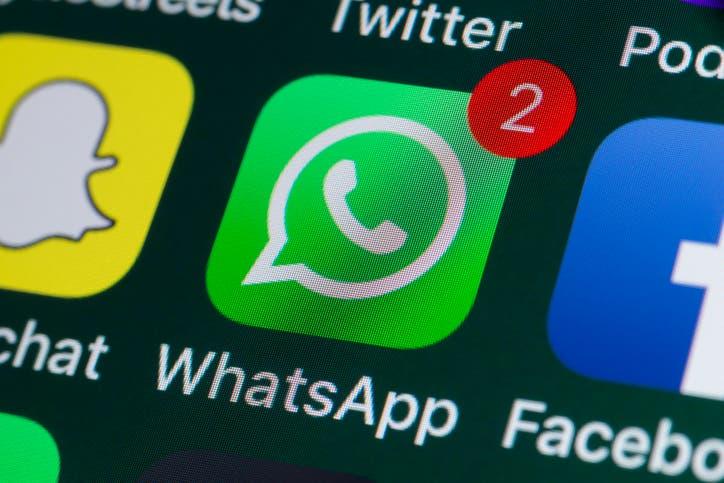 WhatsApp (iStock)