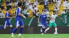 المنتخب السعودي يتصدر مجموعته بثلاثية أوزبكستان