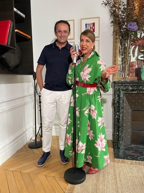 مع مراسل العربية ليث بزاري