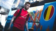 دي بروين يسافر مع منتخب بلجيكا إلى الدنمارك