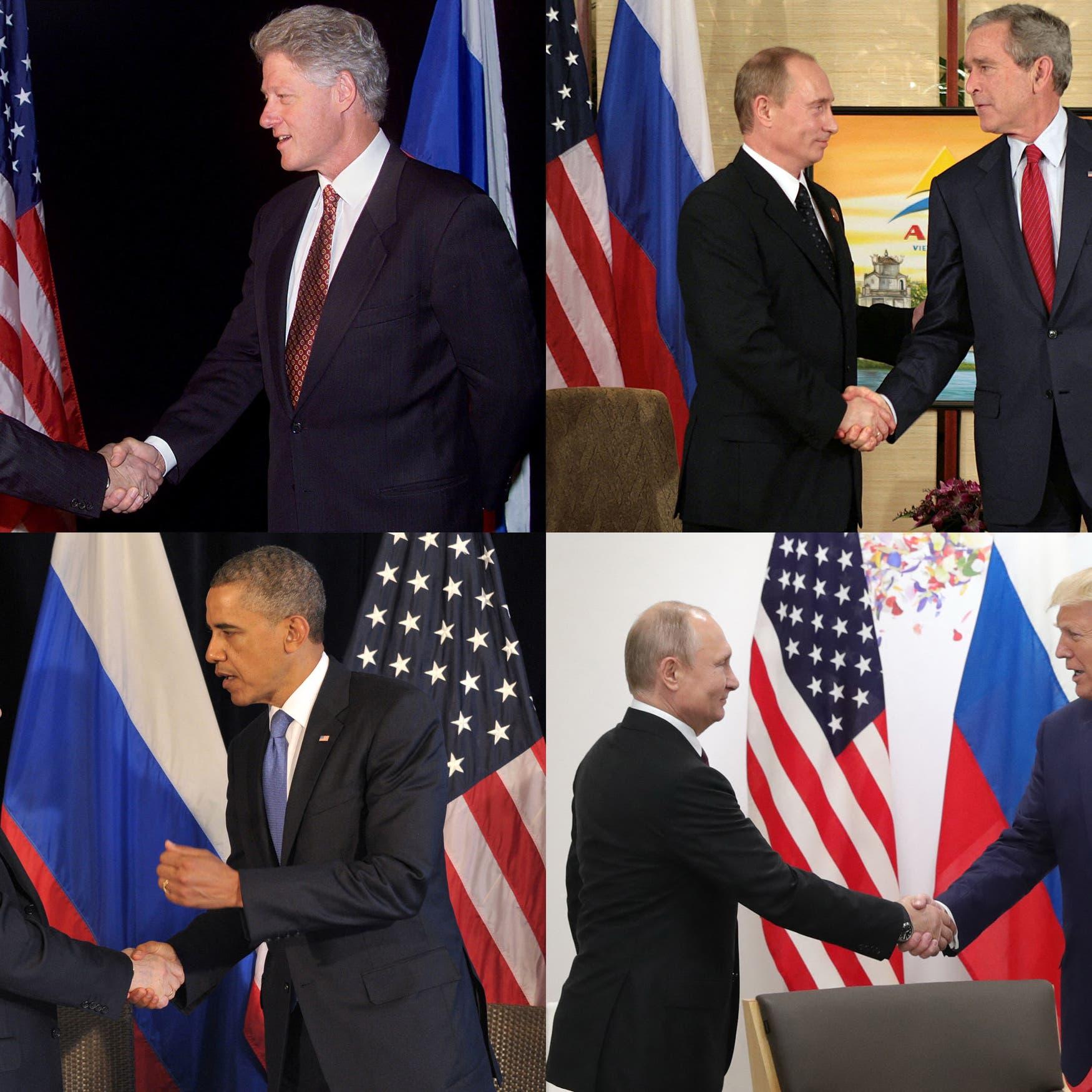 بالتفاصيل.. عقدان من التوتر بين الكرملين ورؤساء أميركا