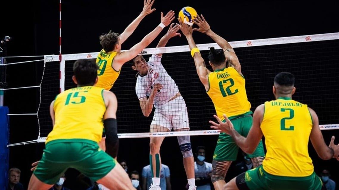 تیم ملی ایران - استرالیا