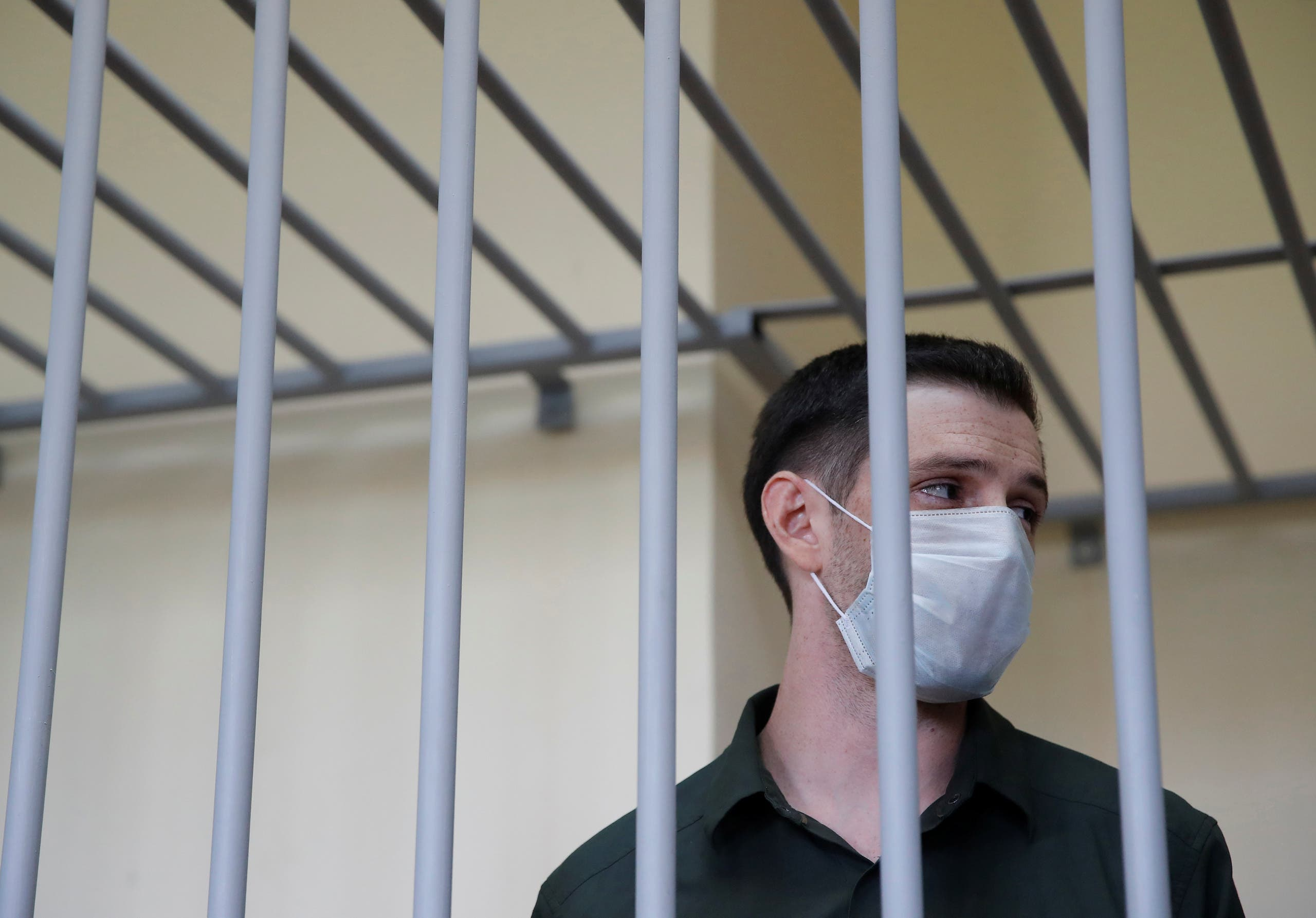 Parents of an American prisoner in Russia: We hope that Putin and Biden will give our son back