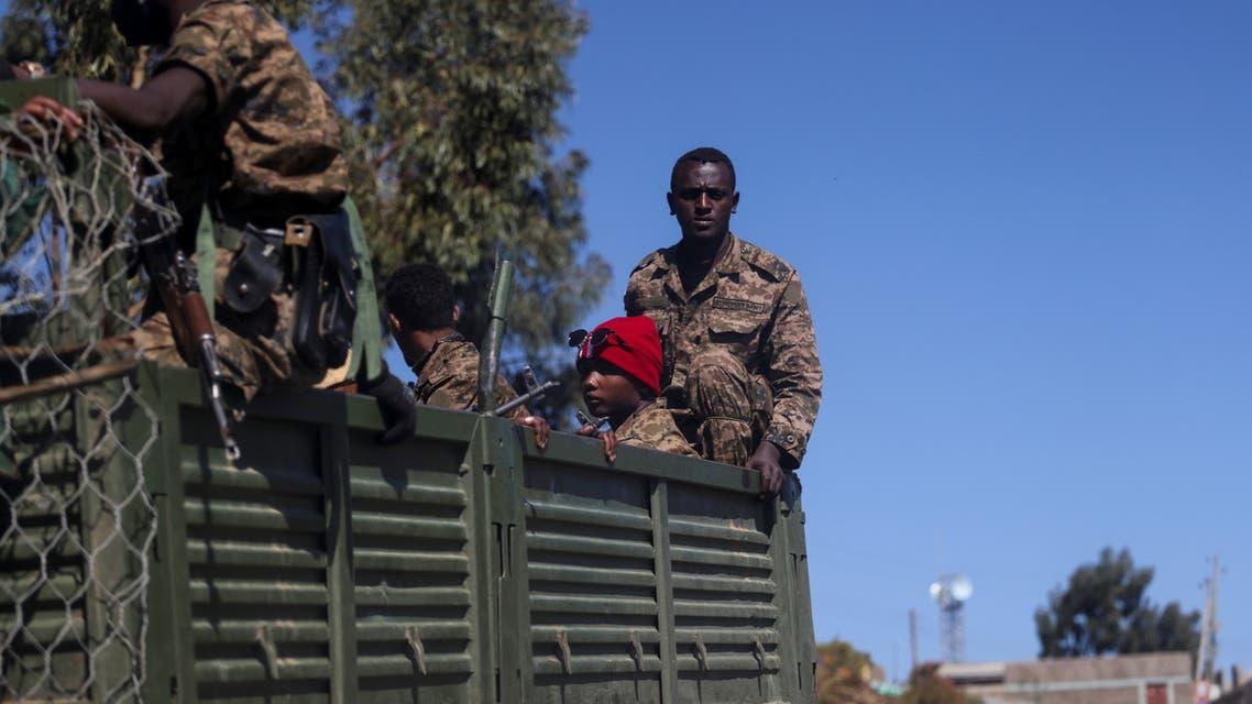 جنود من إثيوبيا (رويترز)