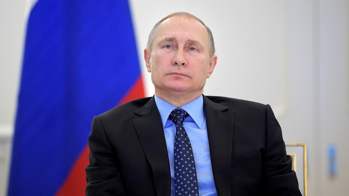 الرئيس الروسي فلاديمير بوتين (رويترز)