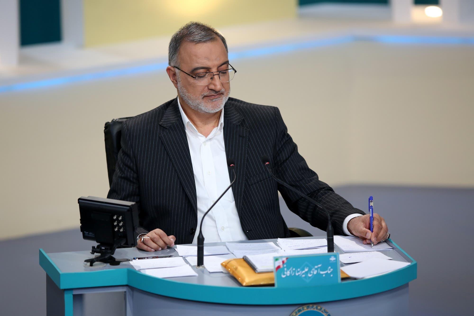 علی رضا زاکانی
