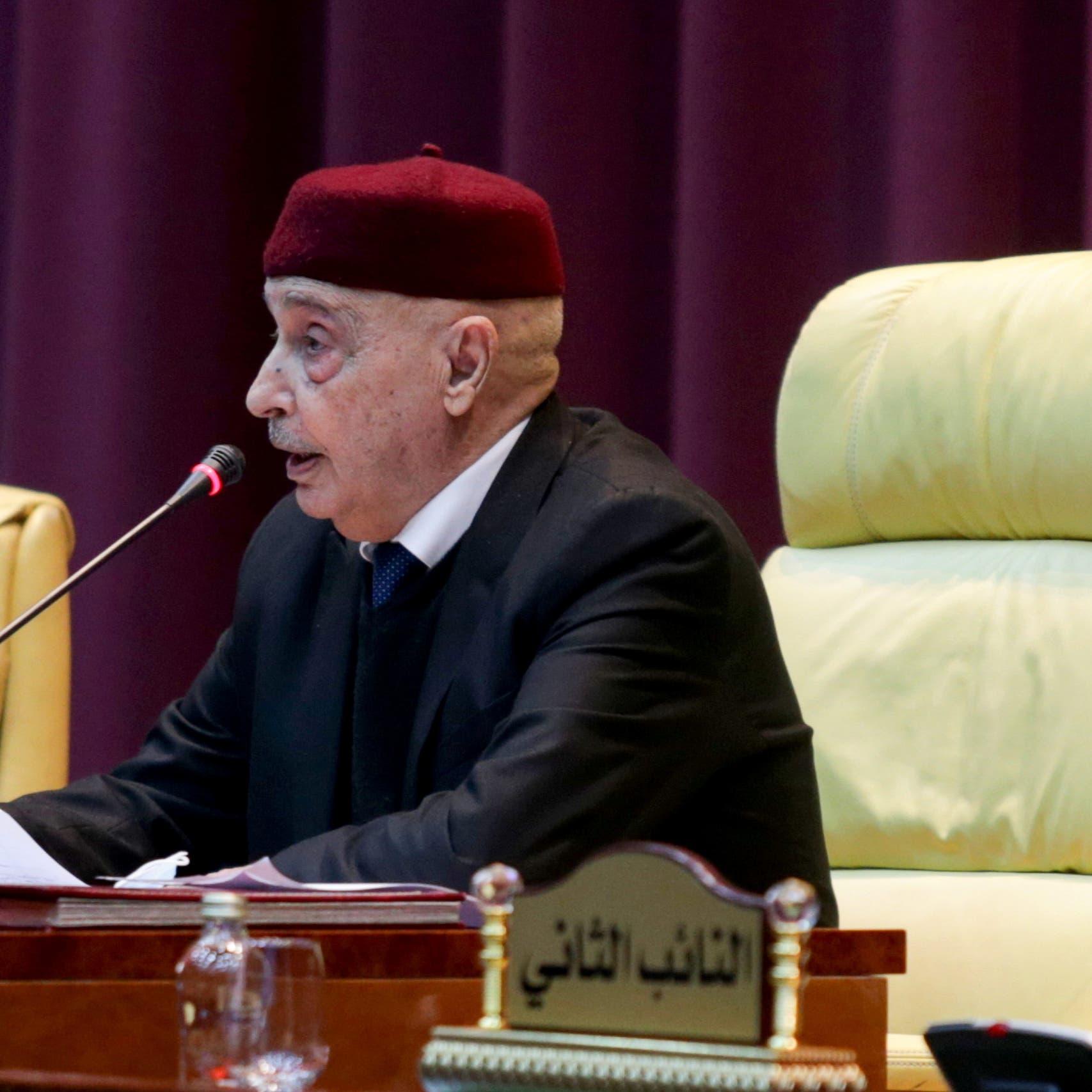 Libya parliament adopts law on legislative elections