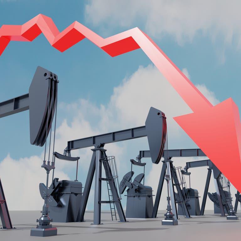 النفط يتراجع بأقل من 1%.. وبرنت دون 83 دولاراً للبرميل