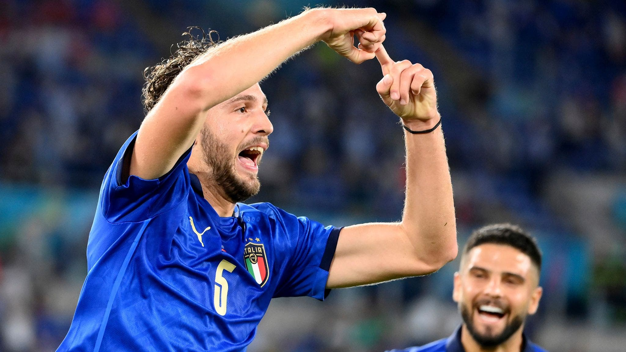 دیدار دو تیم ایتالیا و ترکیه