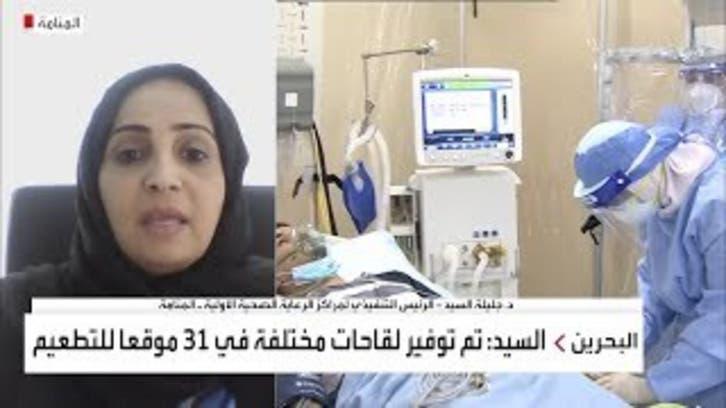 نشرة الرابعة  البحرين تعتمد علاج ريجن -كوفيد 2 للاستخدام الطارئ لمصابي كورونا