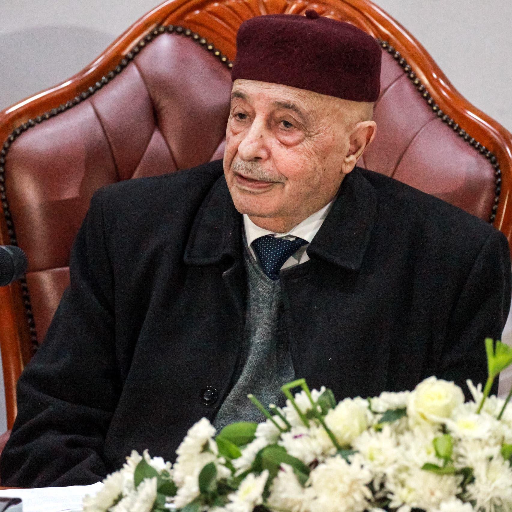 عقيلة صالح: مجلس الدولة الليبي لا يريد أن تتم الانتخابات