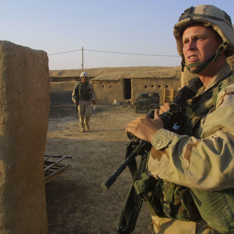 الجيش العراقي: القوات الأميركية القتالية بدأت بالانسحاب