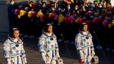 چین سه فضانورد را به فضا فرستاد