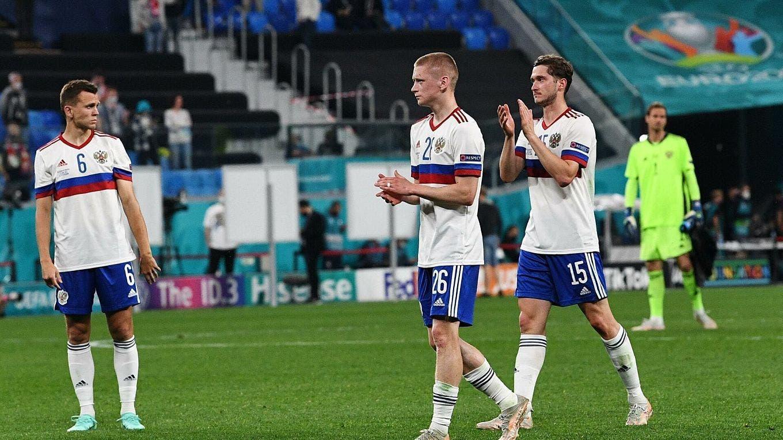 دیدار دو تیم روسیه و فنلاند