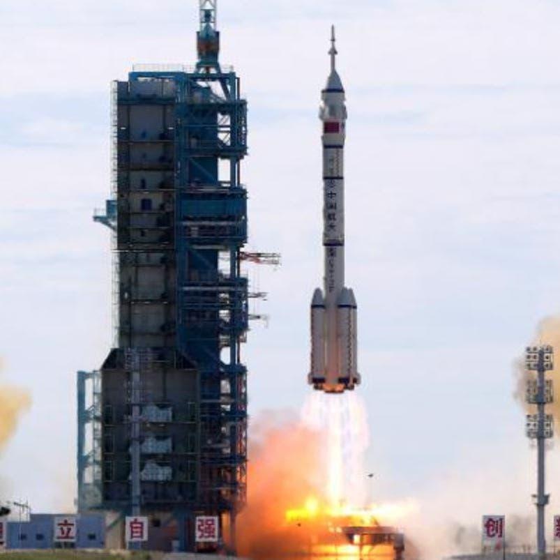 فيديو لأول رحلة مأهولة لمحطة الصين الفضائية!