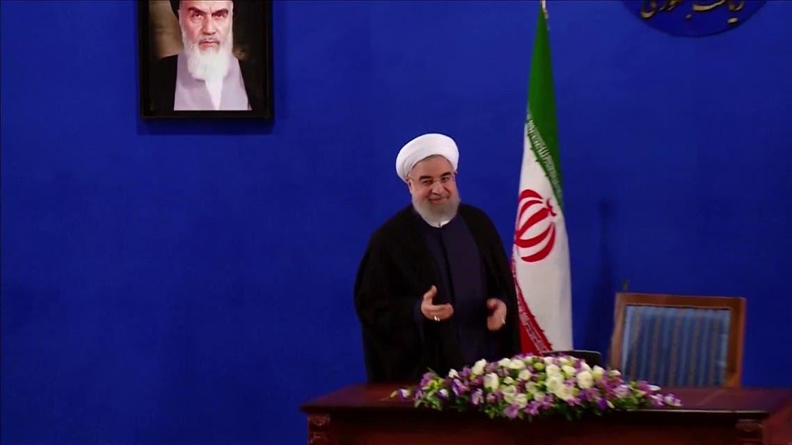 ماذا فعل روحاني في 8 سنوات؟