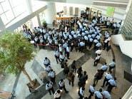 شرطة هونغ كونغ تداهم مقر صحيفة معارضة وتعتقل 5 من مسؤوليها