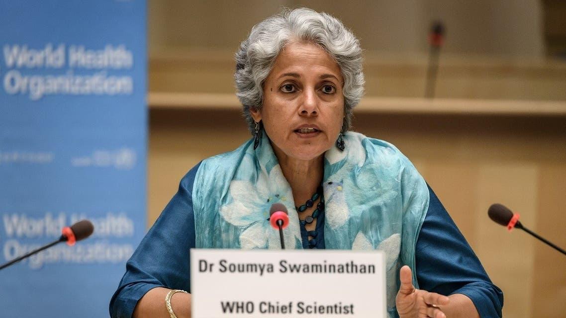 Soumya Swaminathan, World Health Organization (WHO) Chief Scientist . (File photo: Reuters)
