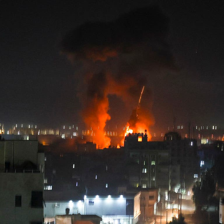 Israel launches air strikes on Gaza for second day in a row: AFP