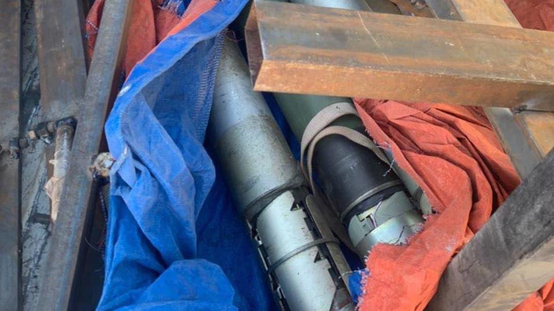 صواريخ غراد في نينوى 18 يونيو 2021 رئيسية