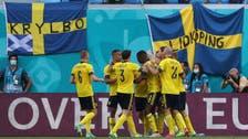 السويد تتغلب على سلوفاكيا في بطولة أوروبا