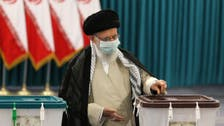 Iran Supreme Leader casts first ballot in presidential election