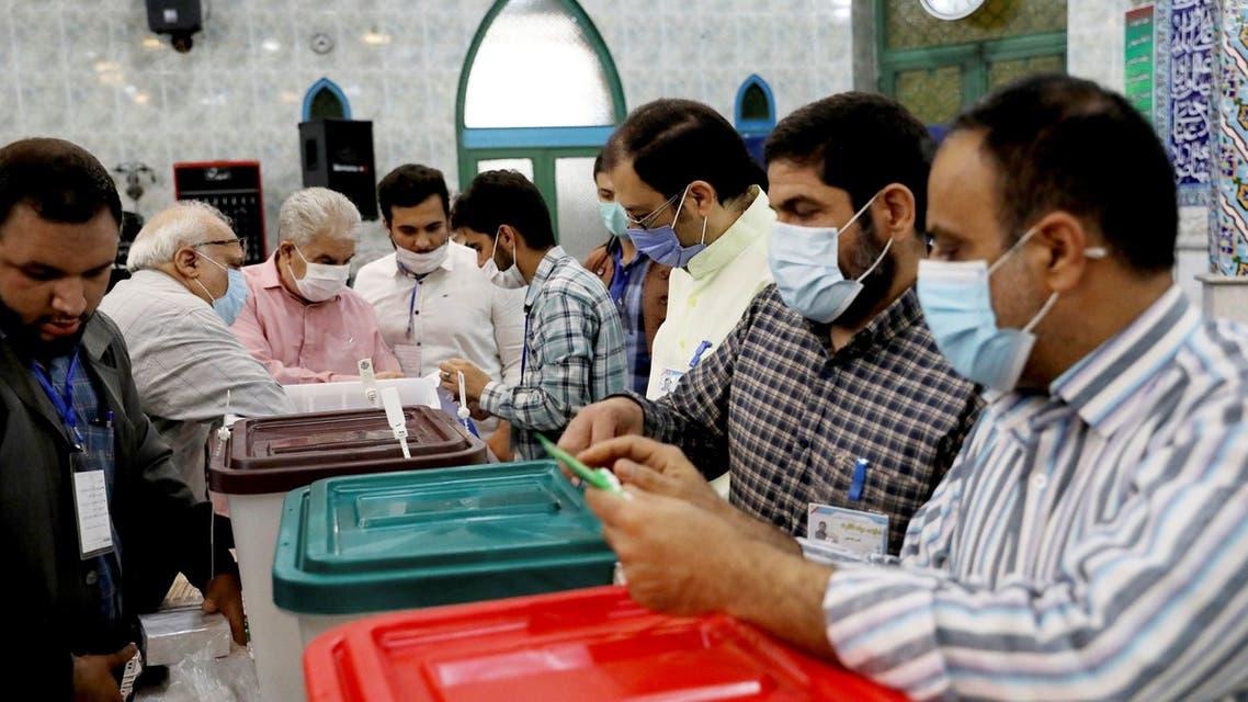 الانتخابات الرئاسية ايران 2021