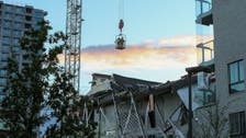 Three workers dead, two missing under partially collapsed Belgium school
