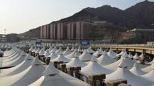 6 أبراج و70 مخيماً لإسكان الحجاج في منى هذا العام