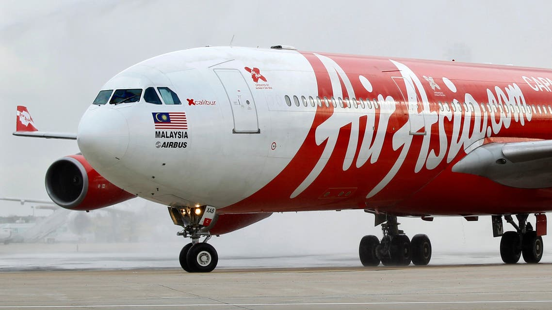 An AirAsia X Airbus A340 passenger jet arrives on its inaugural flight from Kuala Lumpur to Paris Orly Airport, February 14, 2011. (File Photo: Reuters)