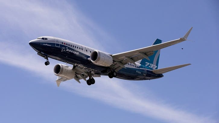 Boeing 737 MAX departs for key test flight in China to gain approval