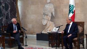 بوريل: الاتحاد الأوروبي قلق للغاية بسبب الأزمة اللبنانية