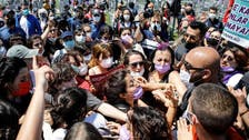 Turkish women rally in Istanbul to defend rights, anti-violence treaty withdrawal