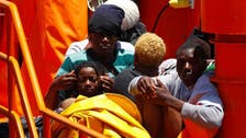 Dozens of migrants, including children, rescued off Spain's Island of Gran Canaria
