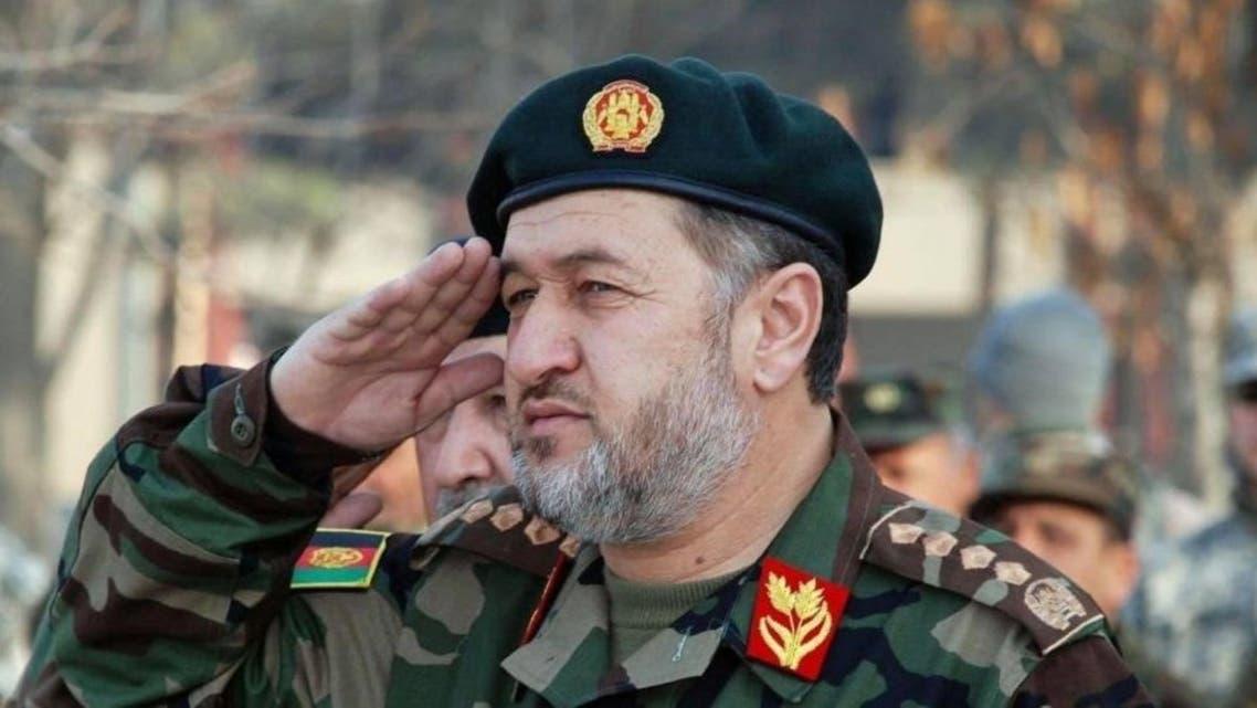 بسم الله خان سرپرست وزارت دغاع