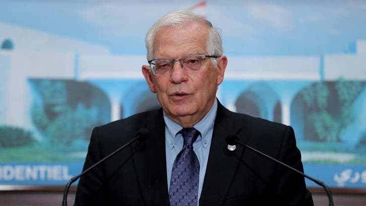 Iran nuclear deal still possible after hardliner's election: EU's Borrell