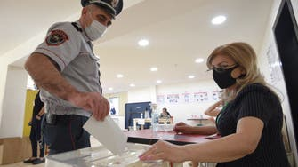 Armenia holds parliamentary elections dominated by Nagorno-Karabakh dispute