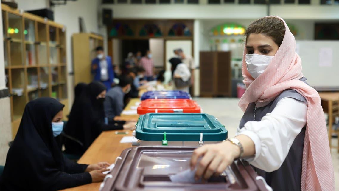 الانتخابات الإيرانية (رويترز)