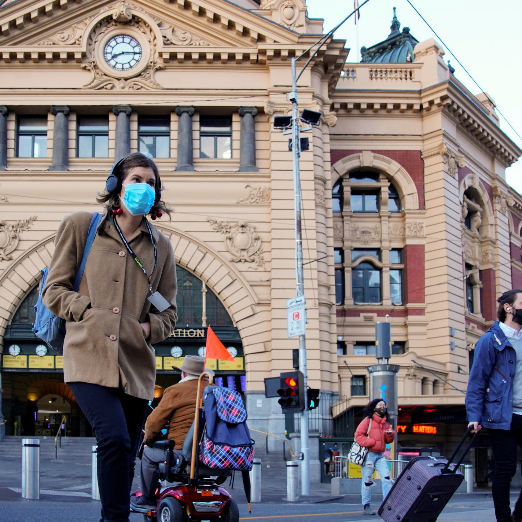 Australia continues to battle with persistent COVID-19 outbreaks