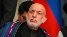 بعض قوتیں افغانستان میں خانہ جنگی سے فائدہ اٹھا رہی ہیں: حامد کرزئی