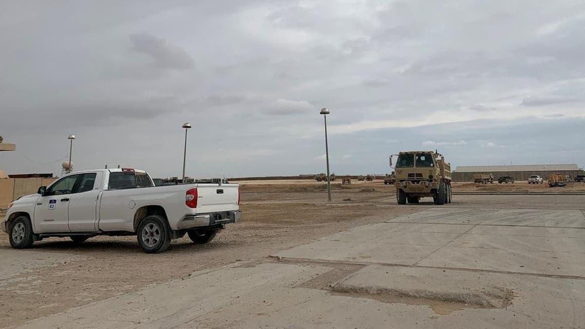 Ain al-Asad Airbase Iraq